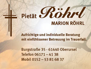 Pietaet-Roehrl